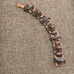 Jewelry - Copper iridescent bracelet